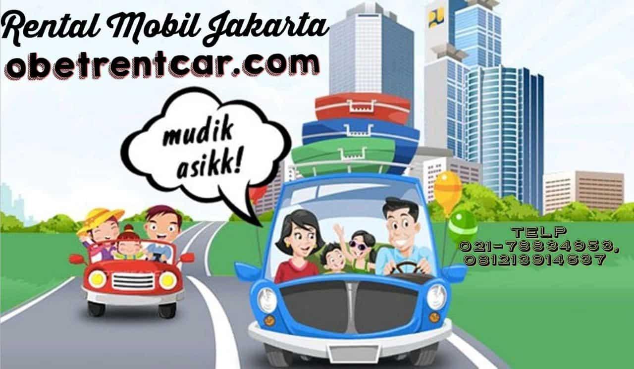 Sewa Mobil Paket Lebaran 2019 - obetrentcar