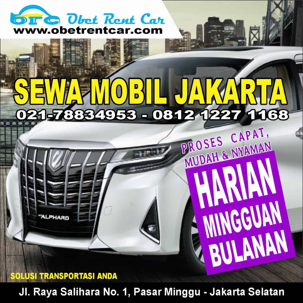 Sewa Alphard Jakarta Timur
