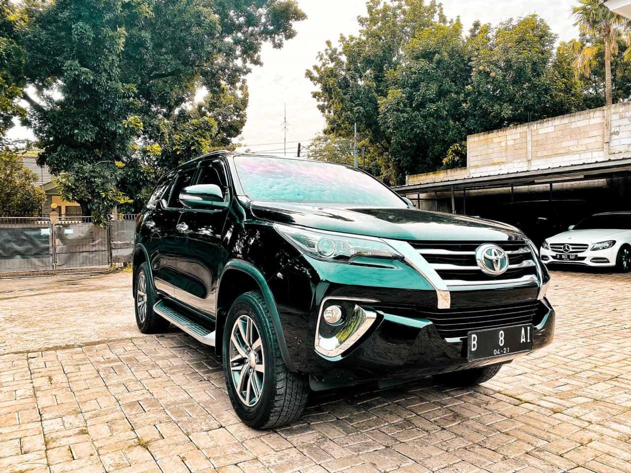 Sewa Mobil Toyota Fortuner di Pancoran