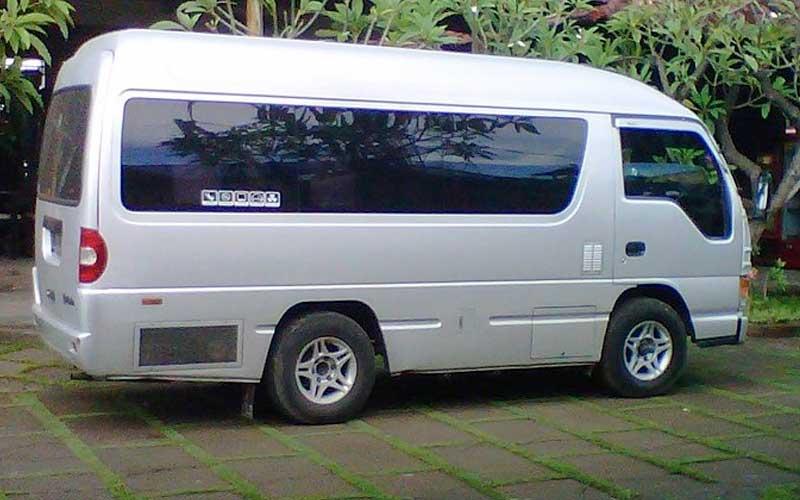 Sewa Mobil Hiace Bali