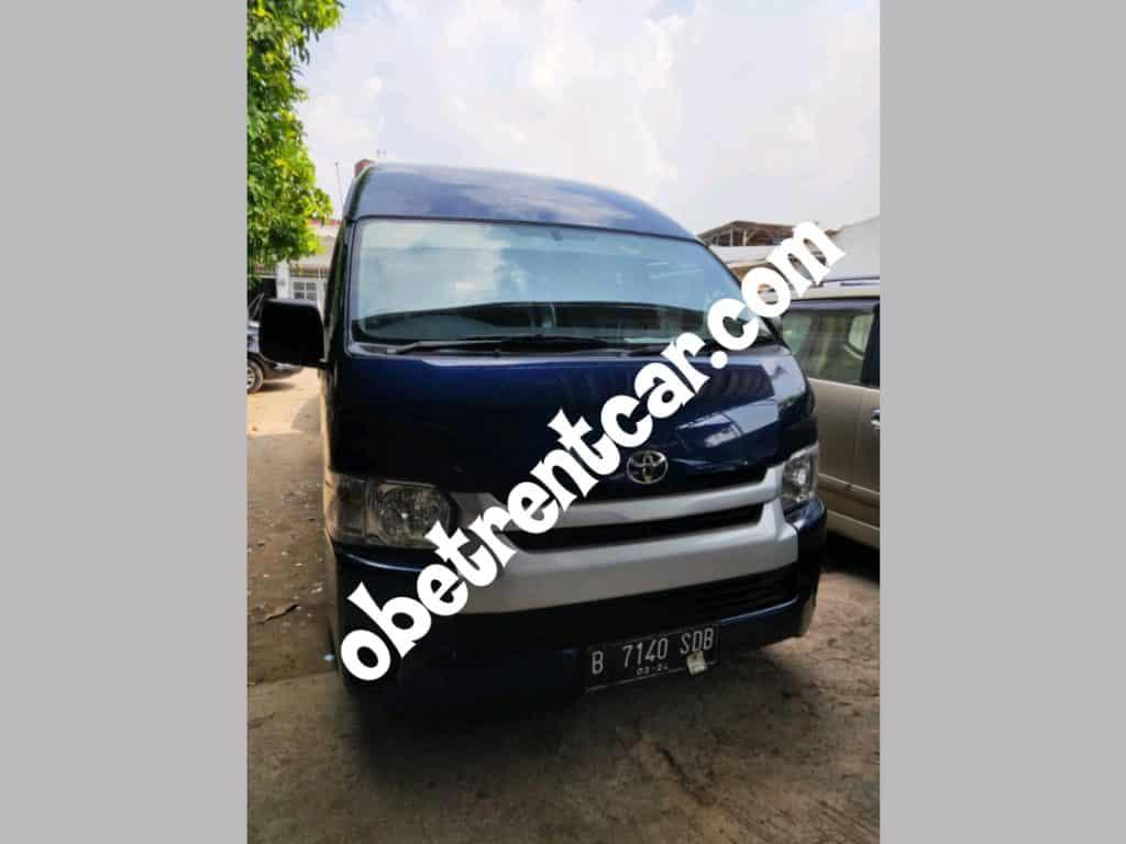 Rental Mobil Jakarta Pelabuhan Ratu