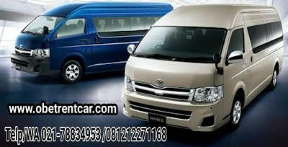 Rental Mobil Jakarta ke Lembang
