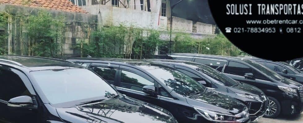 Rental Mobil di Cibodas